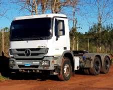 Mercedez Benz Actros 3344 S/33 6X4