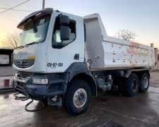 Renault Kerax 440 6X4 2010