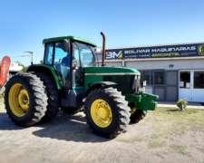Tractor John Deere 7505dt
