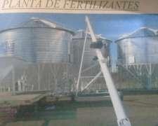 Planta para Fertilizantes 240tn