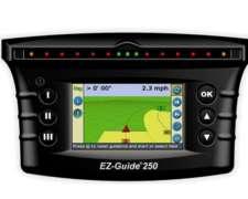 Pantalla Case IH Ez-guide 250 - GRM