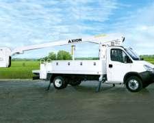 Elevador Hidráulico Axion TL3410