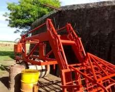 Vendo Cosechadora Javiyu Completa Con Tractor Masy
