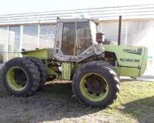 Tractor Zanello 500c Turbo