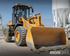Pala Cargadora Xcmg Iron 2 M3 - Financiación En Pesos