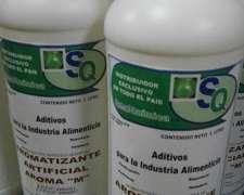 Aromatizante Sintético Artificial - Aroma M