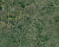 Campo de 2433 Hectáreas en Santiago del Estero