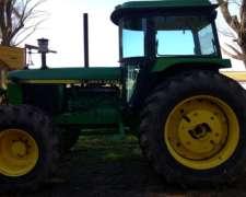 Tractor John Deere 3550 año 1998