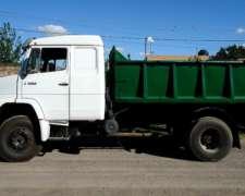 Dueño Vende Hermoso Camión Volcador M. Benz 1620l Muy Bueno.