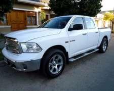 Oport. con GNC Recorre 320 km con Solo $900. Dodge RAM 2014