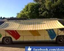 Motorhome Scania 111 Homologado.