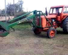 Tractor Fiat 60 Con Pala Tedeschi