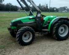 Tractor Deutz 6.75 F Frutero 4X4 75 HP