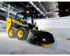 Minicargadora New Holland L213
