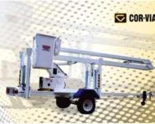 Elevador Hidráulico Bl-13ta Corvial