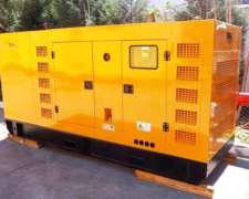 Grupo Electrogeno Cram CD330 Diesel 330 KVA Silent