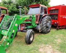 Tractor Massey Ferguson 1195s con Pala