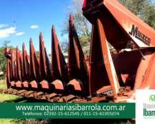 Cabezal Maizco Maicero de 6 y 8 Surcos
