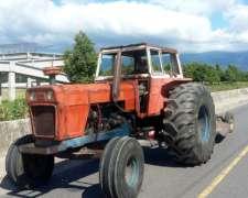 Tractor Fiat 900 Modelo 1978 con Desmalezadora