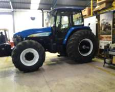 Tractor New Holland TM 180 - 4X4 - Cabina.