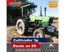 Tractor Deutz AX 80
