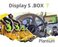 Display Sbox 7 Pantalla Multitouch y Conectividad