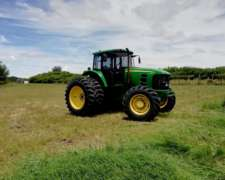 Tractor John Deere 165 HP Impecable Doble Tracción