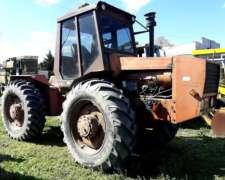 Zanello 4-200. Articulado Motor Deutz 160 H.p., Caja ZF