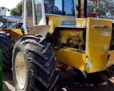 Tractor Articulado Zanello 4200 C/ Motor Deutz