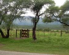 Campo Traslasierra San Javier Cordoba Chacras