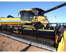 Cosechadora New Holland Cr9060 - Salta