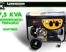 Grupos Generadores Lamborghini 7,5 a 15 KVA