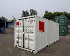 Contenedores Maritimos Usados, Containers 20 ST