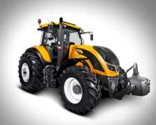 Tractor Valtra Serie T - Unica Caja CVT