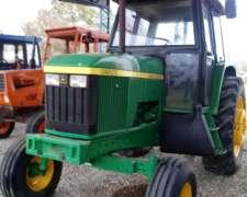 Tactor John Deere 6500