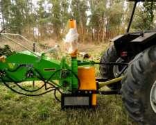 Chipeadora para Tractor Excelente Calidad, Procesa Troncos.
