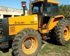 Tractor Valmet 1280 Doble Tracción
