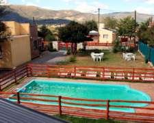Cabañas En La Falda, Sierras De Córdoba
