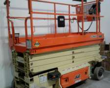 Plataforma Elevadora JLG3246 - Como Nueva