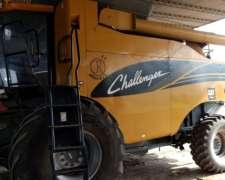 Cosechadora Challenger C670 año 2008 DT , Financiada