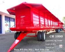 Comedero Hacienda CR 1000