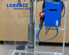 Bombas Solares, Paneles Solares, Inversores, Baterías