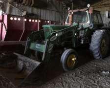 Tractor John Deere Mod 3420 C/ Pala Frontal Kafu