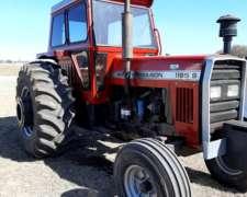 Tractor Usado Massey Ferguson 1195