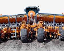 Sembradora Granos Gruesos Agrometal TX Mega Articulada 3235