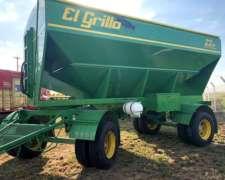 Tolva Fertilizante el Grillo 22 Toneladas