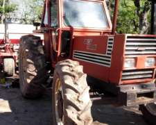 Tractor Fiat 980 4wd