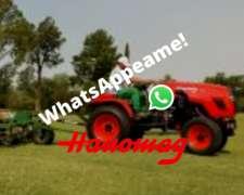 Tractor Hanomag Stark PARK2 25hp 2wd Parquero