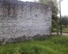 Casa Con Terreno 20x45 Casa Antigua A Desarmar Y Recupero