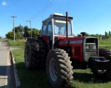 Tractor. Massey Ferguson 1360 S4